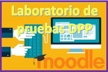 Laboratorio de pruebas DPP