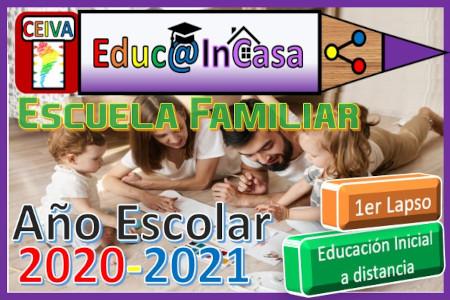 Escuela de Familias 2020-2021