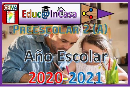 Preescolar 2-A (AE 20-21)