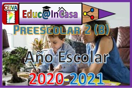 Preescolar 2-B (AE 20-21)