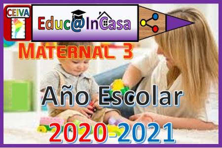 Maternal 3 (AE 20-21)