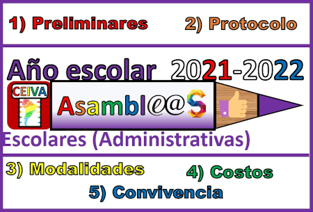 Año Escolar 2021-2022